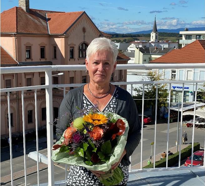 Pensionierung Christine Konya