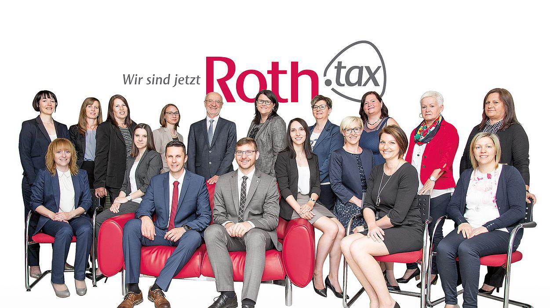 Aus SOT Oberwart wird Roth Die Steuerberater